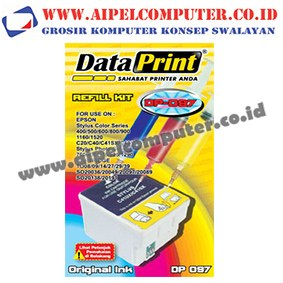 refill ink data print dp 097 epson colour (350gr) 1